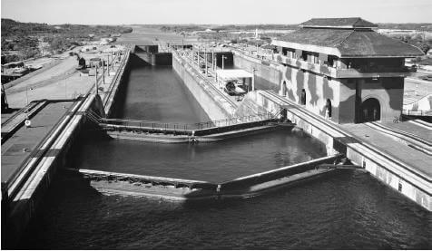 The Panama Canal Mystery