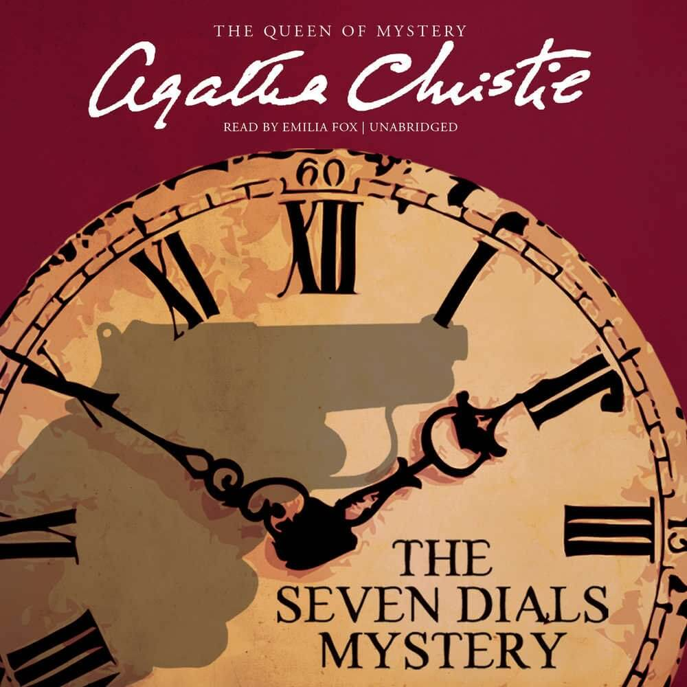 The Seven Dials Mystery Audio CD