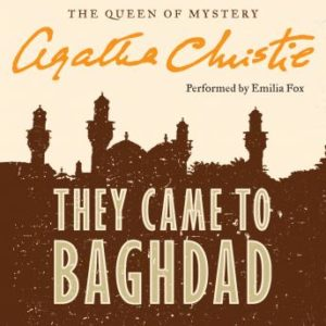 They Came to Baghdad (Audio CD – Audiobook, CD)