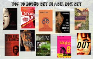 Top Ten Books Set in Asia Box Set
