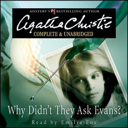Why Didn't They Ask Evans? Audio CD