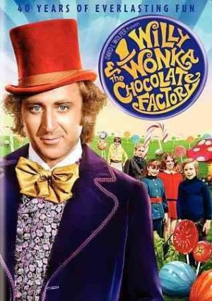 Willy Wonka And The Chocolate Factory- 40th Anniversary Edition