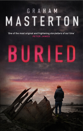 Buried Katie Maguire By Graham Masterton