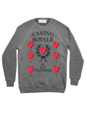 Casino Royale Fleece Sweatshirt
