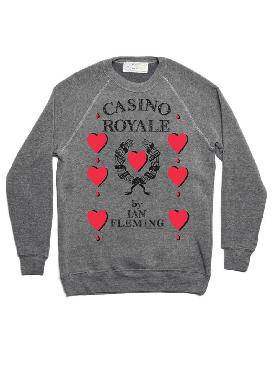 Casino Royale Fleece Sweatshirt