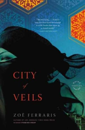 City of Veils- A Novel by Zoe Ferraris