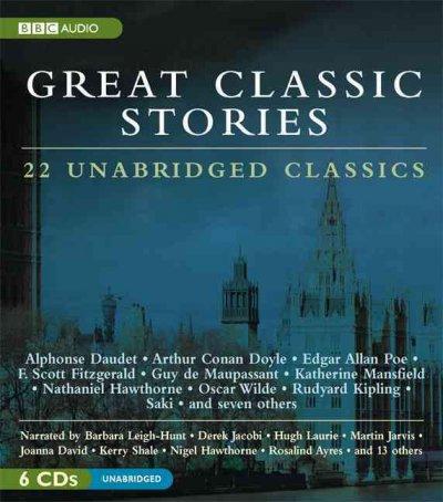 Great Classic Stories- 22 Unabridged Classics Jacobi, Derek/ Ayres, Rosalind/ David, Joanna/ Hawthorne, Nigel