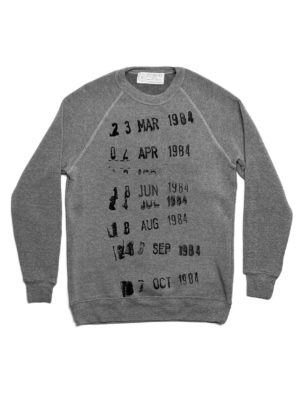 Library Card Fleece T-Shirt