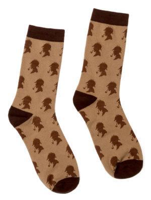 Mystery and Literary Themed Socks