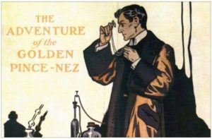 the-adventure-of-the-golden-pinz-nez-poster