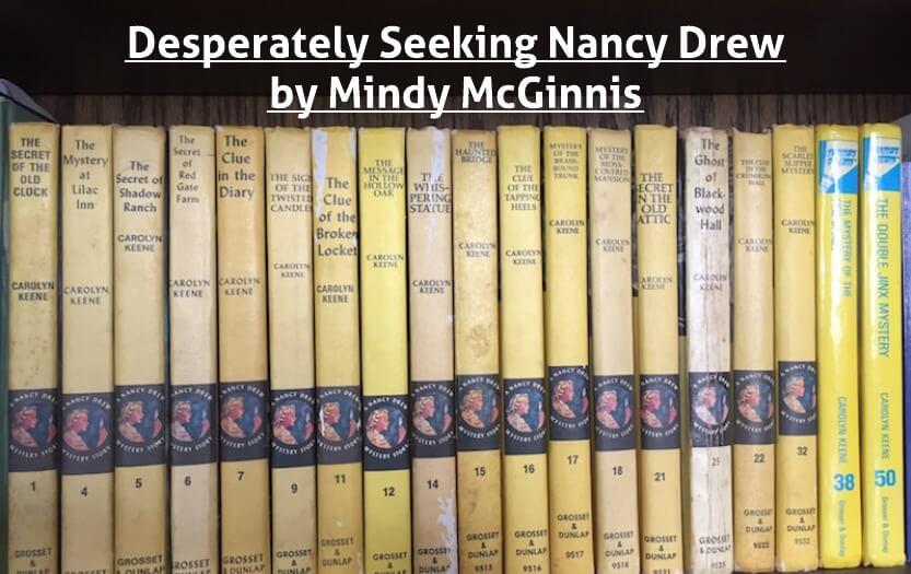 Desperately Seeking Nancy Drew