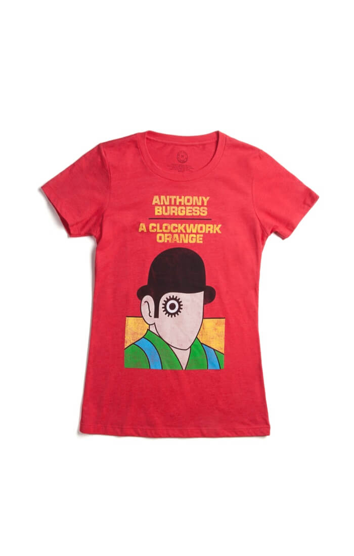 3d604275 A Clockwork Orange- RED (Women's T-Shirt)