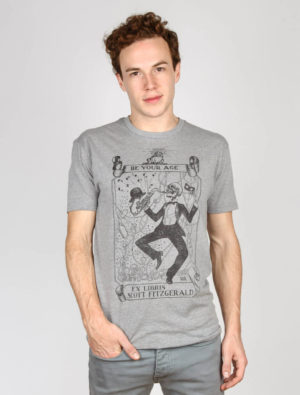 BE YOUR AGE (Men's T-Shirt)