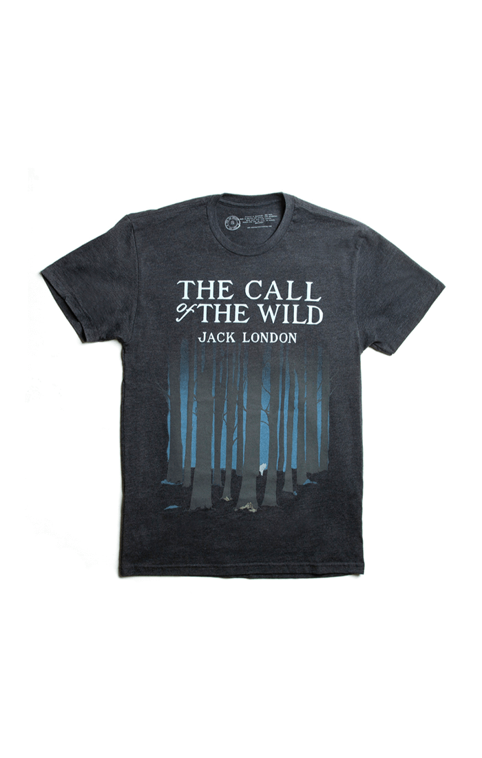 THE CALL OF THE WILD (Men's T-Shirt)
