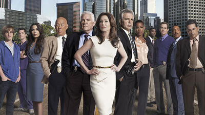 DVD Review– Major Crimes– The Complete Fourth Season