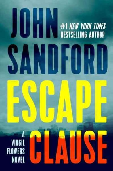 Escape Clause by John Sandford
