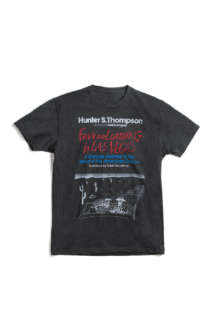 FEAR AND LOATHING IN LAS VEGAS - BLACK (Men's)
