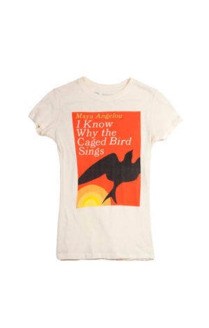 I KNOW WHY THE CAGED BIRD SINGS (Women's T-Shirt)