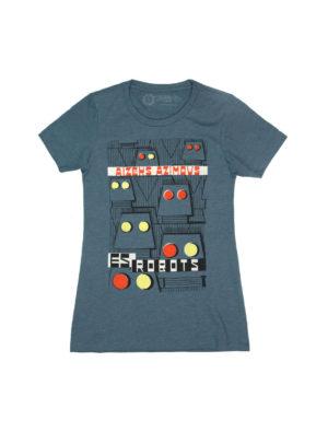 I, ROBOT (LATVIAN EDITION) (Women's T-Shirt)