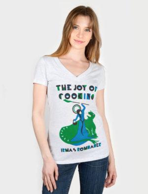 Joy of Cooking (Women's T-Shirt)