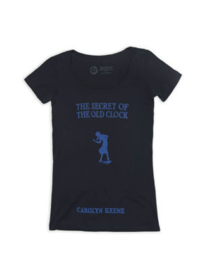 NANCY DREW: THE SECRET OF THE OLD CLOCK (Women's T-Shirt)