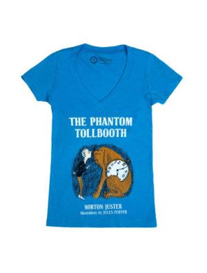 phantom-tollbooth-womens-t-shirt