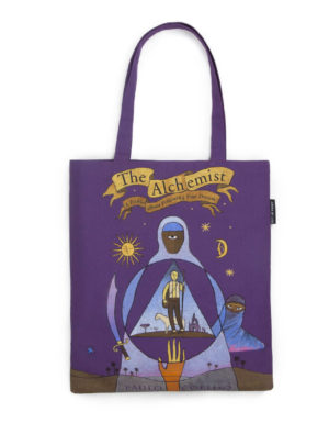 THE ALCHEMIST Tote