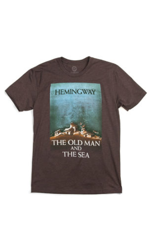 THE OLD MAN AND THE SEA (Men's T-Shirt)