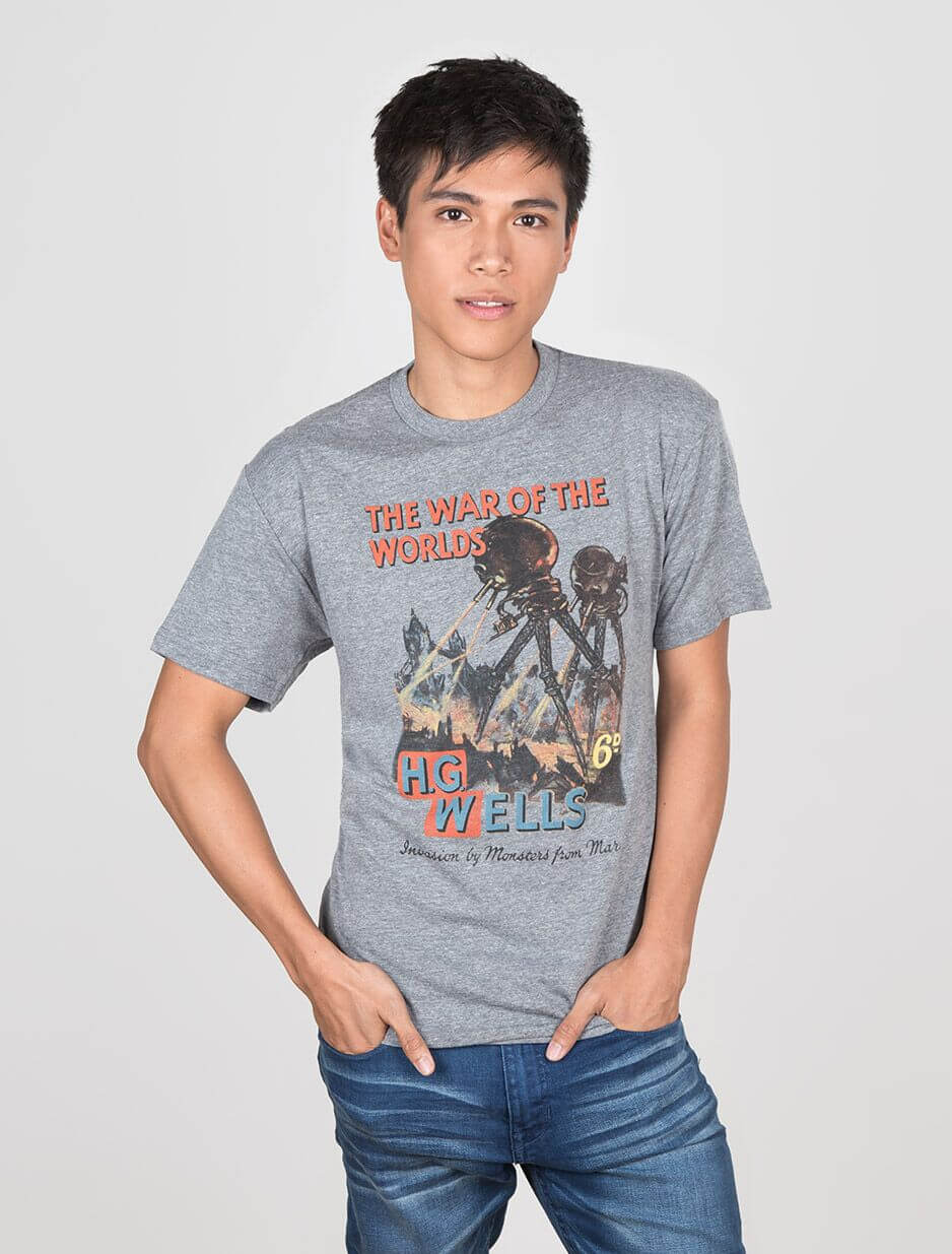 THE WAR OF THE WORLDS Men's T-Shirt