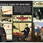 Sherlock Holmes Calendar - 2017