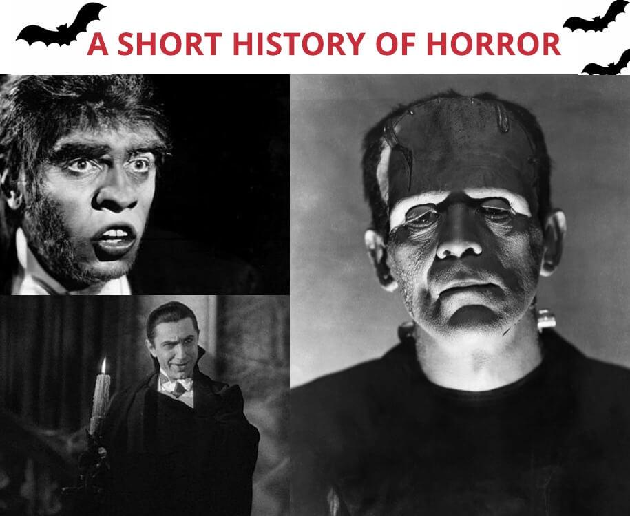 A Short History of Horror
