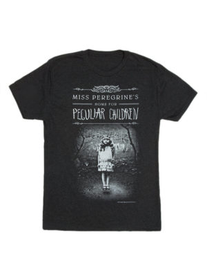 MISS PEREGRINE'S HOME Men's T-shirt