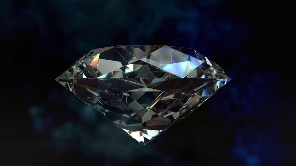 Diamonds Are Forever by Rita Cheminais