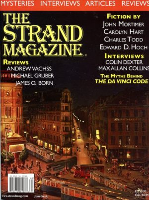 The Strand Magazine's Issue 19: Interview with Colin Dexter and a short Rumpole of the Bailey Story
