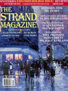 The Strand Magazine: Unpublished H.G. Wells Story