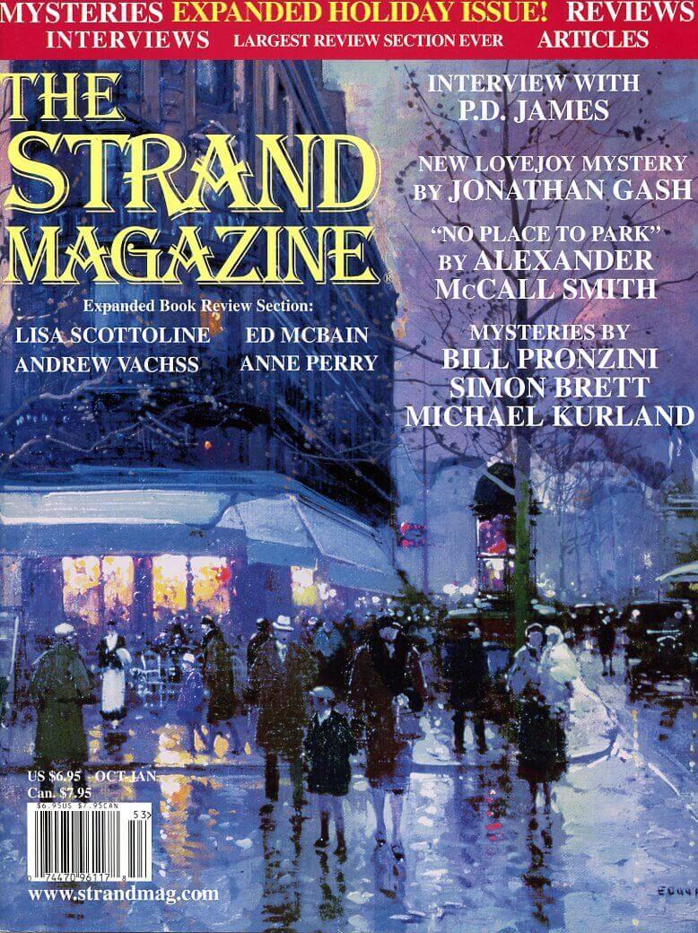 The Strand Magazine: Unpublished H.G. Wells Story