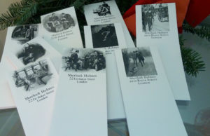 Complete Set of Sherlock Holmes Notepads