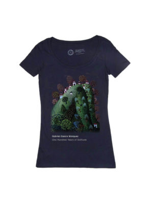 ONE HUNDRED YEARS OF SOLITUDE Women's T-Shirt (Copy)