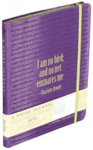 A Novel Journal - Jane Eyre