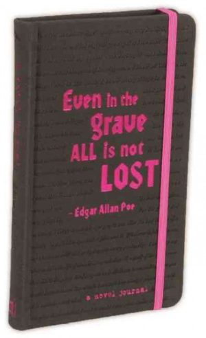 A Novel Journal- Edgar Allan Poe