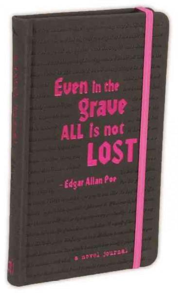 A Novel Journal- Edgar Allan Poe