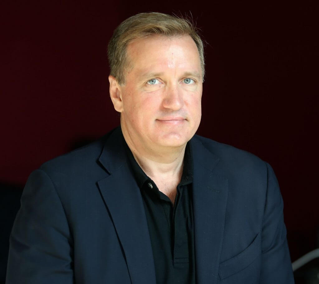 Interview with James Rollins