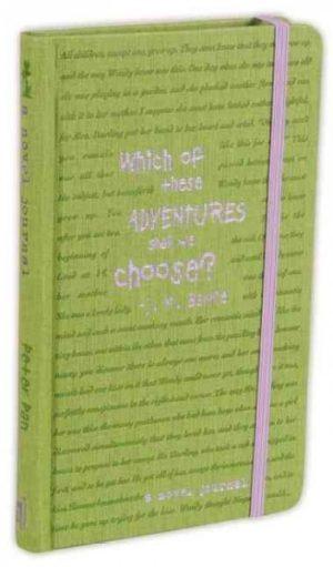 A Novel Journal Peter Pan