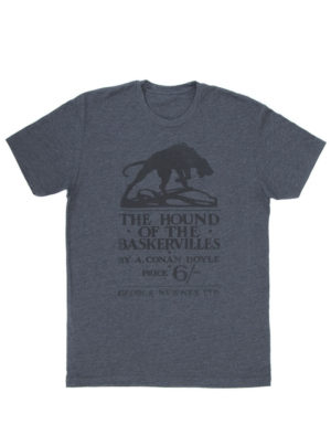 THE HOUND OF THE BASKERVILLES T-Shirt (Men's)