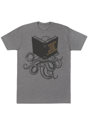 Fantastic books and where to find them Men's T-Shirt