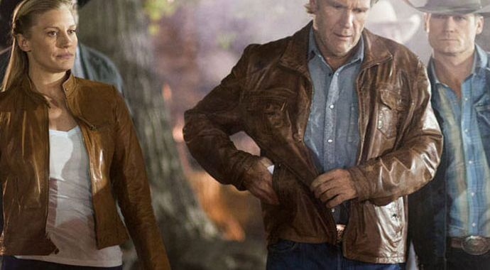 DVD Review– Longmire: The Complete Fourth Season