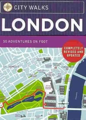 City Walks London: 50 Adventures on Foot