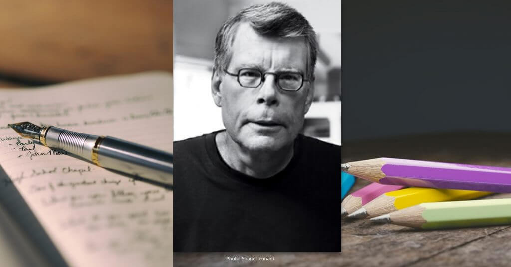 5 Things That Writers Can Learn from Stephen King