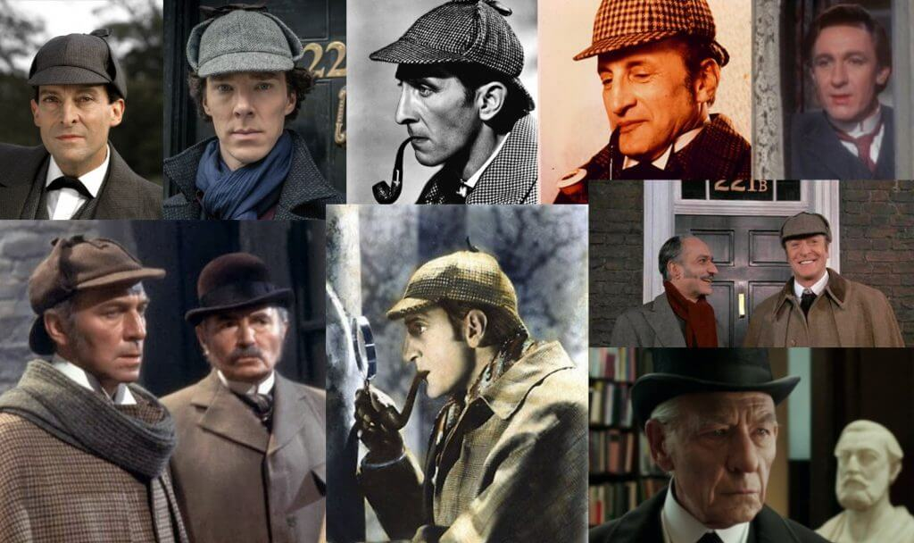 The Top Ten Sherlock Holmes Films