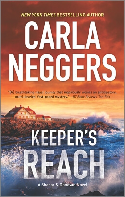 Keeper's Reach by Carla Neggers